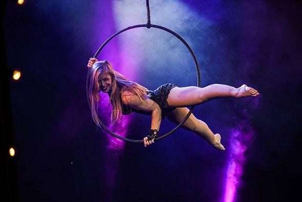 Crazy Show, un spectacle détonnant